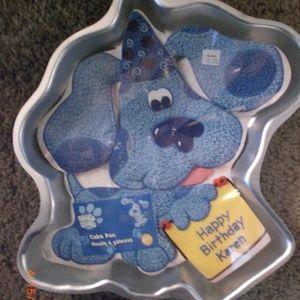 Wilton Blue's Clues Cake Pan